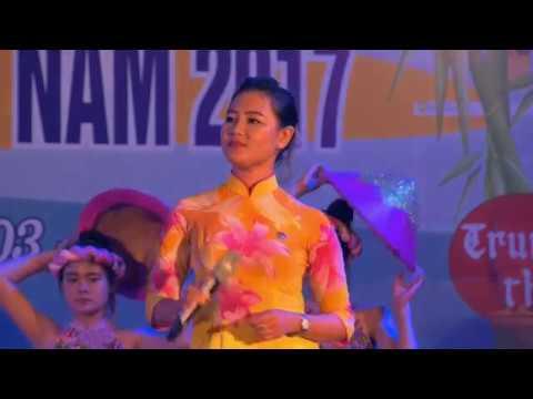 Mưa trên quê hương - Thu Minh cùng đoàn múa - Trại thu Quất Lâm 2017