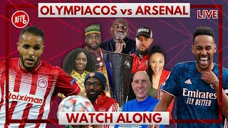 Olympiacos vs Arsenal | Watch Along Live