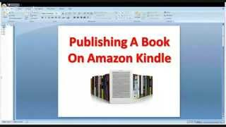 Kindle Publishing: Brainstorming Ideas, Writing Process, Editing - PART 1