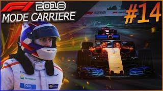 F1 2018 Mode Carrière Part14: Italie | COUP DE POKER