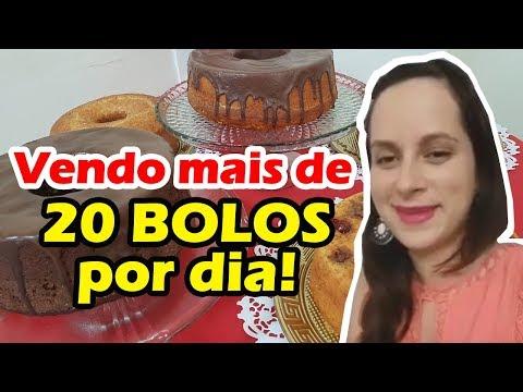 VENDER BOLO CASEIRO DÁ DINHEIRO? Receitas e dicas para fazer igua
