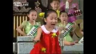 北朝鮮の子供楽団