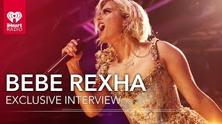 Bebe Rexha Talks About The Song Writing Process + More! | iHeartRadio Live!