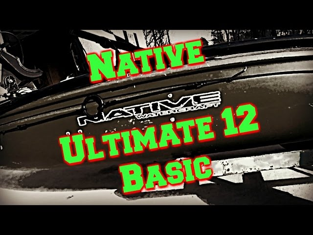 Native Ultimate 12 Basic Review: My Setup & Where NOT to Take the U12