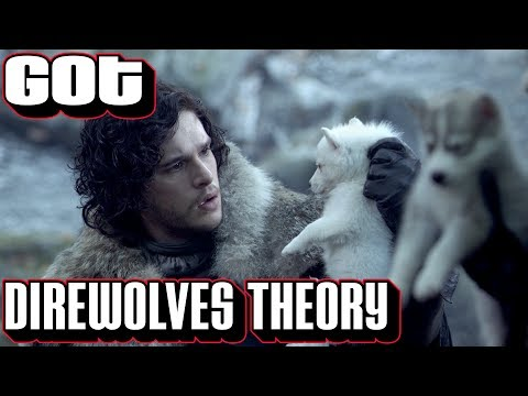 Stark's Direwolves Theory [Game Of Thrones]