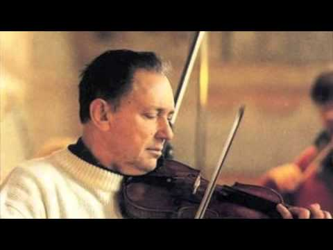 Robert Schumann: Violin Concerto. Alberto Lysy, violin