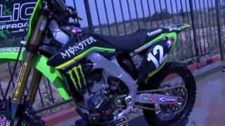 Cleaning the Monster Energy Pro Circuit Kawasaki Bike using Slick Offroad Wash(Slick Offroad Wash cleaning solution helps remove dirt and mud from every type of vehicle. Our Super Concentrate is a specialized formula designed to ..., 2010-05-23T18:53:06.000Z)