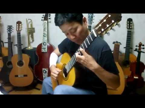 A Day In The Life  (Beatles) classical solo guitar