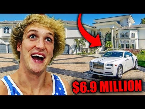 Top 10 Most Expensive YOUTUBER HOUSES! (Logan Paul, Jake Paul ' More)