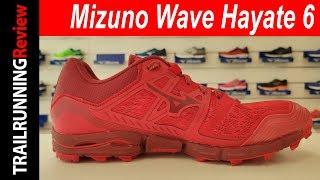 Mizuno Wave Hayate 6 Preview - La zapatilla de competición de la casa japonesa