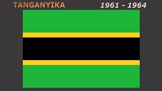 Flags of extinct states of Africa - Vlajky zaniklých států Afriky Video