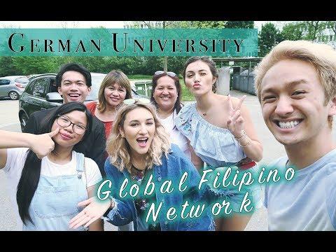 Tubingen University Campus Tour | ft. AnKat