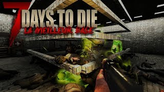 La Meilleur Base Anti Horde | 7 Days to Die FR