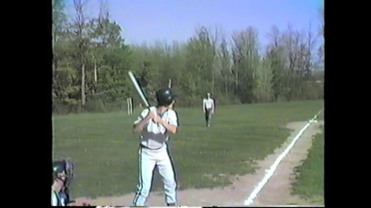 Chazy - Lake Placid Baseball  5-14-86