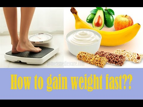 How to Simple Gain Weight Fast (4 Easy Weight Gain Tips For Skinny Girls & Boys/Secrets Beauty Tips