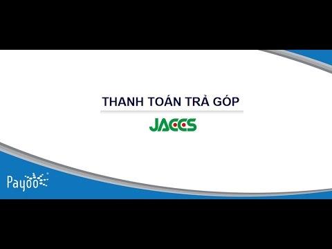 Payoo - Hướng Dẫn Thanh Toán Trả Góp - JACCS