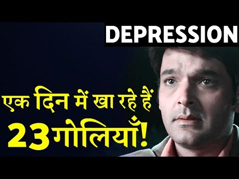 Kapil Sharma is in DEEP Depression Taking Heavy Doze in A Day