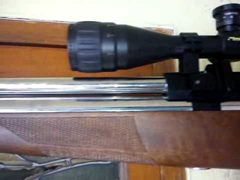 SENAPAN PCP CIPACING AIR RIFLE (C.A.R)