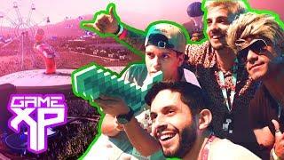 INESQUECÍVEL - INVADIMOS A GAMEXP
