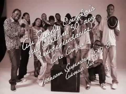 Vodacom Superstars -  I Love You Congo
