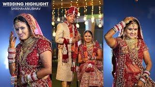 Best Indian Wedding Highlight |Din Shagna Da+ Dilbaro+Luk Chup Na Jao Ji ||