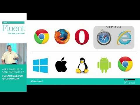 2015 FluentConf -  Cryptography in the Browser