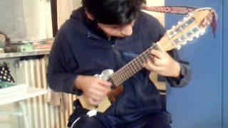 Chuwa Yacu - Los Kjarkas - Charango + Partitura/Tablatura