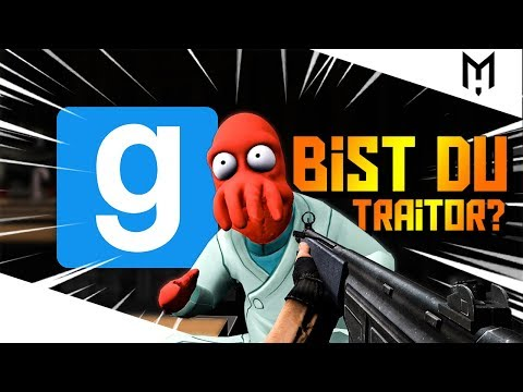 BIST DU DER TRAITOR? | Garry's Mod - Trouble In Terrorist Town [German/Deutsch] thumbnail