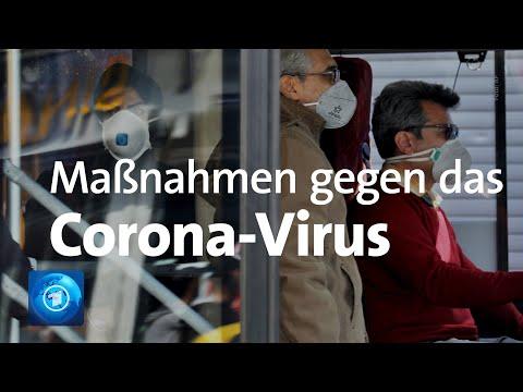 Maßnahmen Gegen Das Coronavirus In Italien Und Deutschland