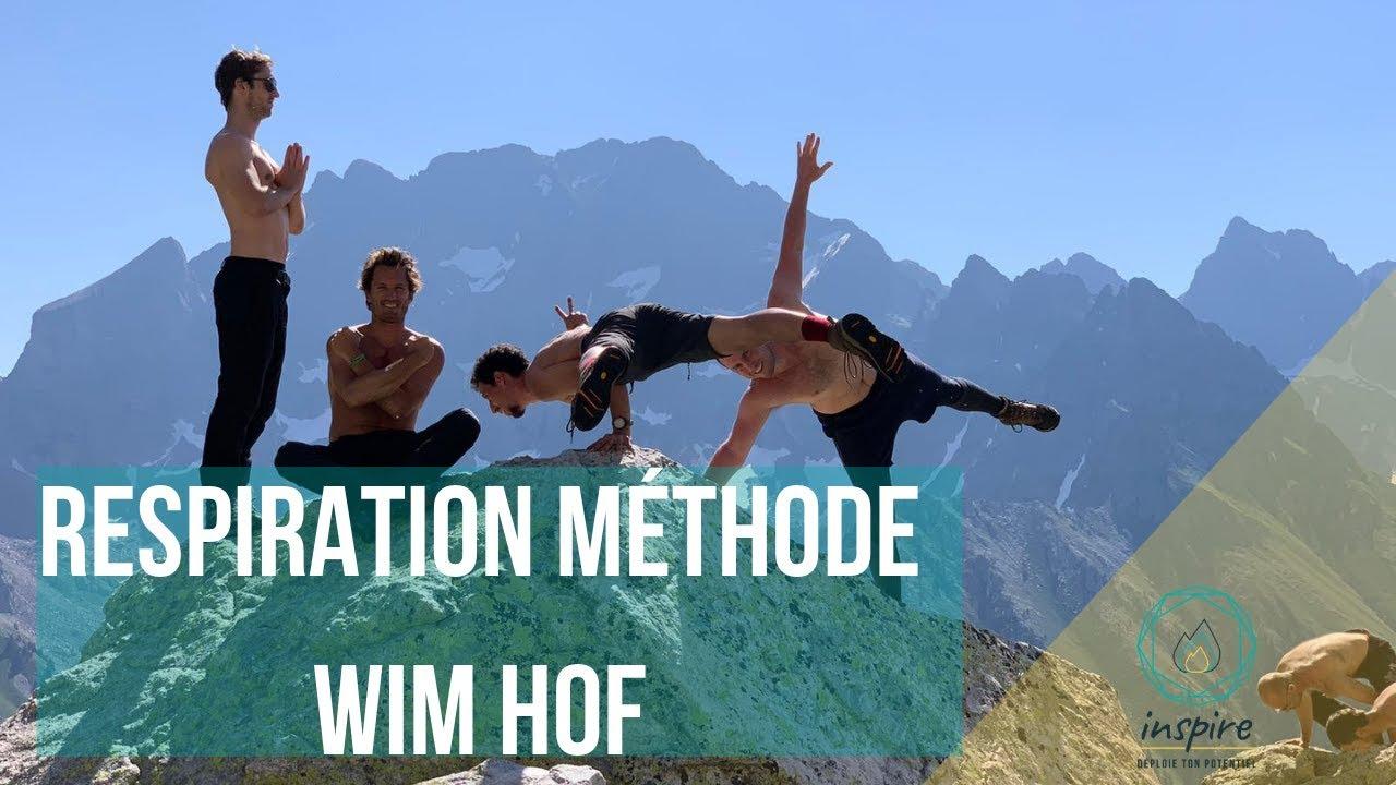 Respiration Wim Hof en français - Bienfaits et Technique