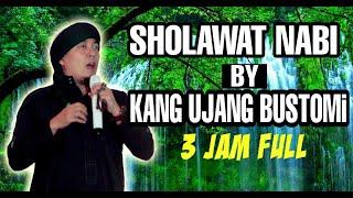 Download lagu sholawat nabi by Kang Ujang Bustomi - 3 jam full sholawat nabi penyejuk hati