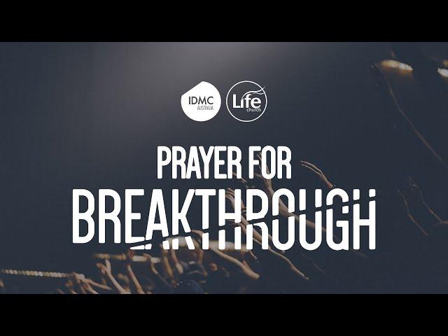 Prayer for Breakthrough Part 1 - Standing In The Gap  |  Rev Paul Jeyachandran