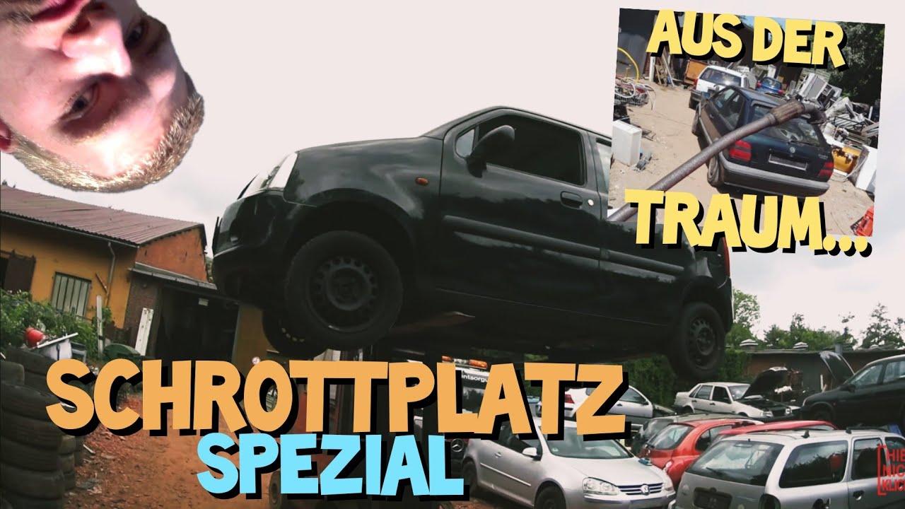 Schrottplatztour: WEG mit dem Opel Agila! & Bekommen wir ein neues Projektauto??