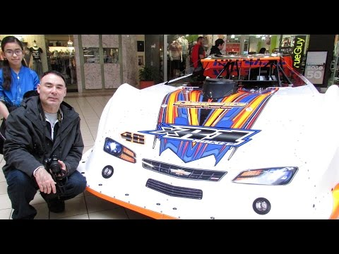 NW Race Car Show @ Heritage Mall Albany,Oregon 2017
