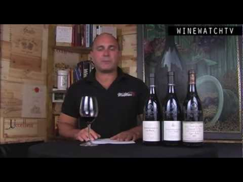 Domaine Roger Sabon Offering and Southern Rhone Tasting at Wine Watch - click image for video