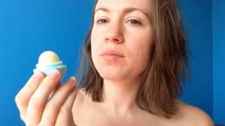EOS - модный бальзам для губ сладкая мята видео обзор / EOS Sweet Mint SHTUKENSIA .COM(Распаковка, отзыв и первые впечатления от нашумевшего бальзама для губ EOS Lip Balm Sweet Mint video review ▻Мой сайт:..., 2014-08-02T11:08:08.000Z)