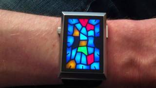 Kisai Broke Stainless Steel LED Watch Design From Tokyoflash Japan