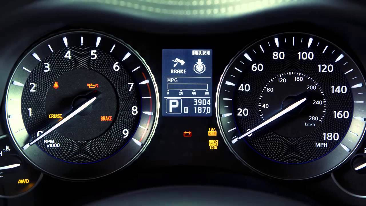 2013 infiniti m warning and indicator lights youtube 2013 infiniti m warning and indicator lights biocorpaavc Images