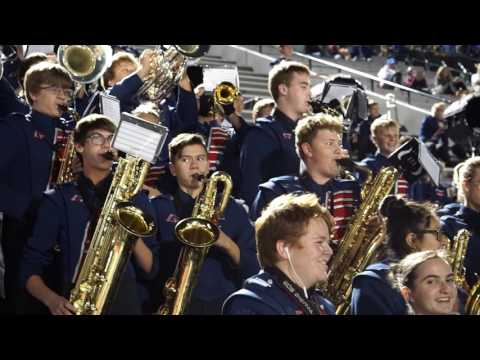 """GHS Band """"We Are Number One"""" feat. The Mad Dabber"""