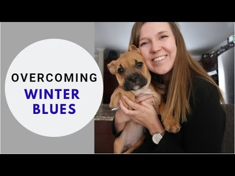 Overcoming WINTER BLUES (what I Use)
