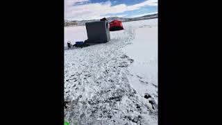 ice fishing pathfinder reservoir