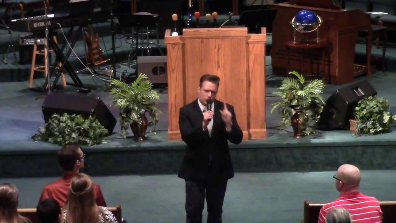 2016 04 25 - Josh Herring - The Power of Fasting