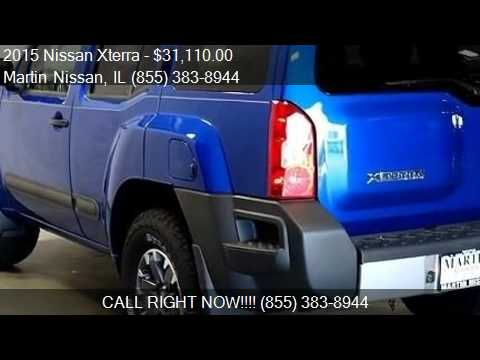 2015 nissan xterra pro 4x 4wd for sale in skokie il 60077 a youtube. Black Bedroom Furniture Sets. Home Design Ideas