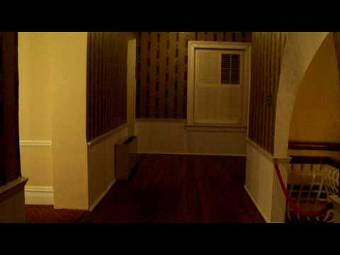 Heavy Breathing on Haunted 3rd Floor in the Windsor Hotel in Americus, GA