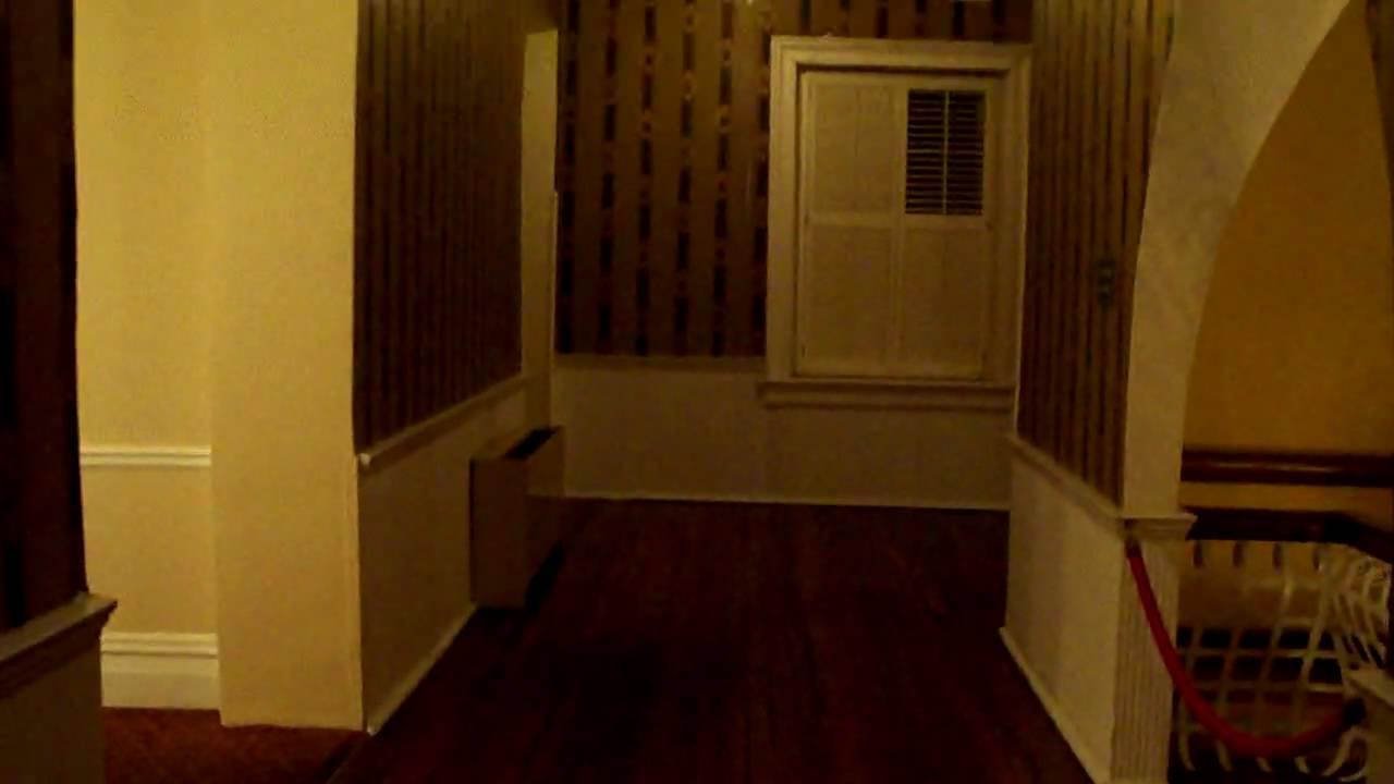 Heavy Breathing On Haunted 3rd Floor In The Windsor Hotel Americus Ga