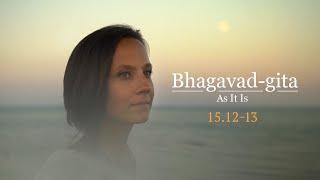 Nilambary - Bhagavad Gita 15.12-13