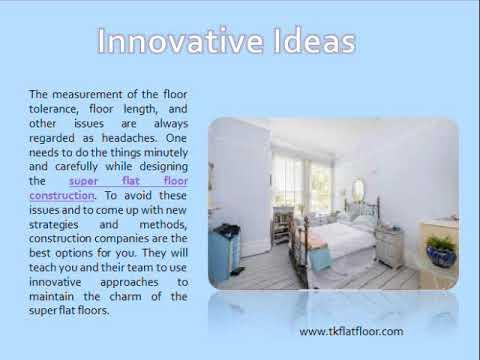 Floor Designing Solutions | Flat Floor Expert