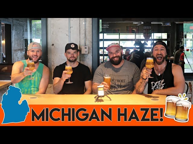 The BAOS Craft Beer Podcast Get A Little Michigan Haze