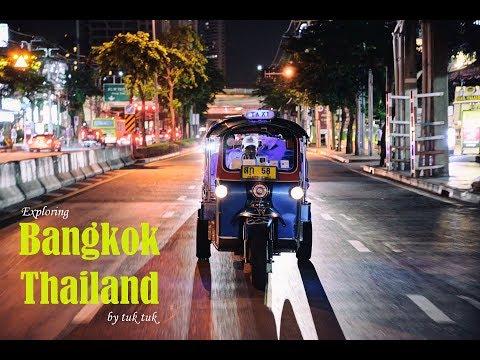 泰國 Thailand |嘟嘟車夜遊曼谷