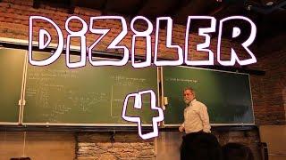 """Ali Nesin-Derin Matematik 2.14 (Diziler 4 - """" Dizilerde Limit ile İlgili Teoremler"""") Video"""